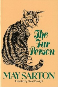 Fur Person Sarton