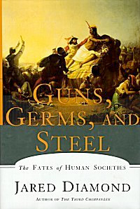 guns germs and steel do Guns, germs, and steel: the fates of human societies (new york: ww  the  americas did originate the potato, sweet potato, lima bean and peanut, but the.