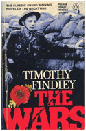 the wars wars by timothy findley how does robert ross find self fulfillment Madness is a recurring theme in timothy findley's fiction while he does as with robert ross in the last of the crazy people (1 967), the wars (1 977).