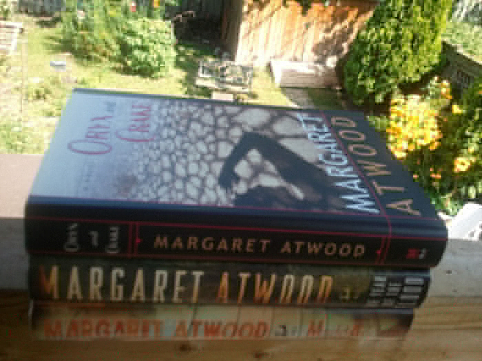 Atwood Trilogy Reread Porch