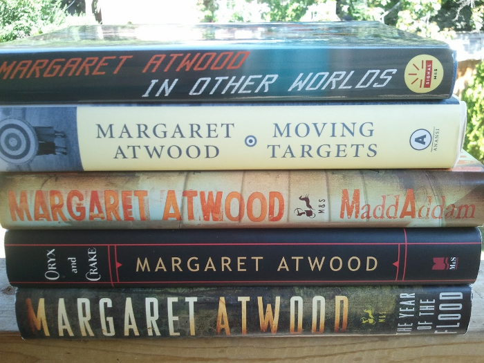 Atwood Weekend Reading