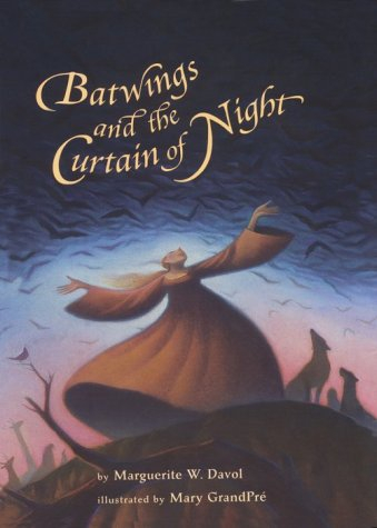 Batwings Curtain Night