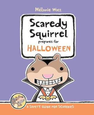 Scaredy Squirrel Halloween