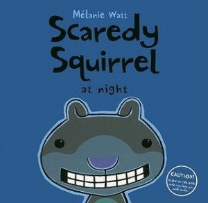Scaredy Squirrel Night