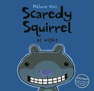 Scaredy Squirrel Night