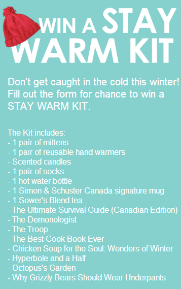 Stay Warm Kit Contest S&S
