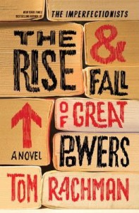 Rise and Fall Great Powers Rachman