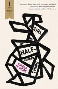 Girl Half Formed McBride