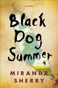 Sherry Black Dog Summer