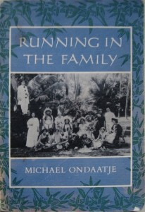 Ondaatje Running in the Family