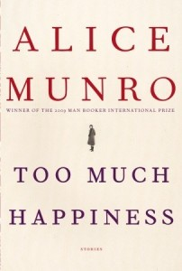 Munro Too Much Happiness RAN