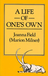 Marion Milner Life of Ones Own