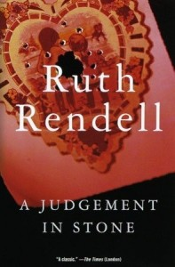 Ruth Rendell Judgement in Stone