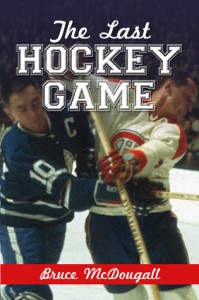 McDougall Last Hockey Game