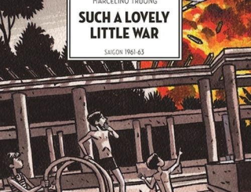Such a Lovely Little War: A Memoir