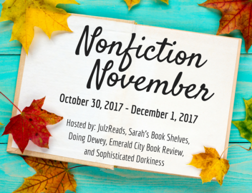 Non-Fiction November Week Three: Ask/Be/Become the Expert