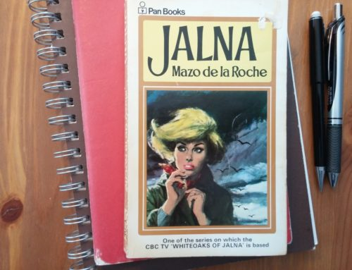 Mazo de la Roche's Jalna (1927)