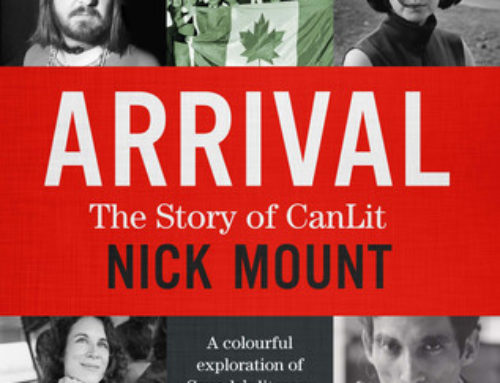 Canadian Writers, CanLit, and Writers in Canada