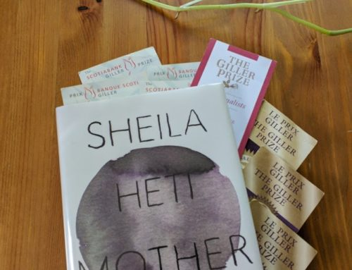 Shadow Giller: Sheila Heti's Motherhood (2018)