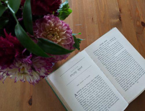 Autumn 2018: In My Reading Log