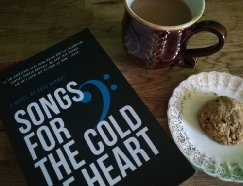 Shadow Giller: Eric Dupont's Songs for the Cold of Heart (2012; Trans. Peter McCambridge, 2018)