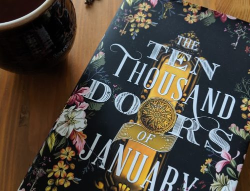 Alix E. Harrow's The Ten Thousand Doors of January (2019)