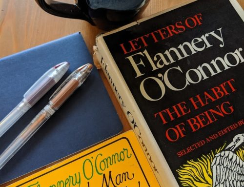 The Writing Life: Flannery O'Connor (1 of 4)