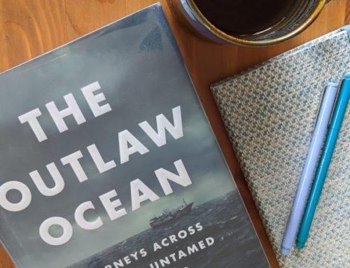 Ian Urbina's The Outlaw Ocean (2019) #ReadtheChange