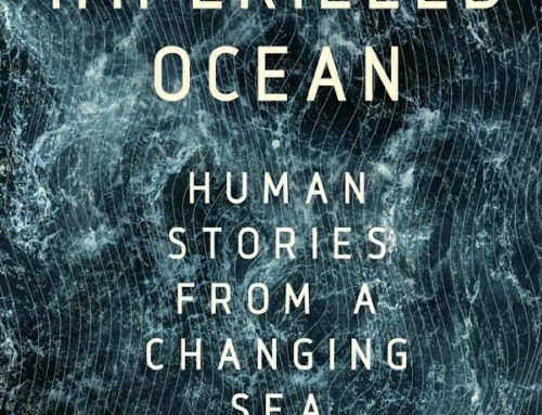 Laura Trethewey's The Imperilled Ocean: Human Stories from a Changing Sea #ReadtheChange