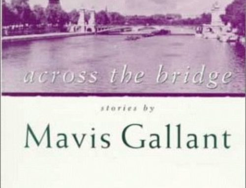 "Mavis Gallant's ""1933"""