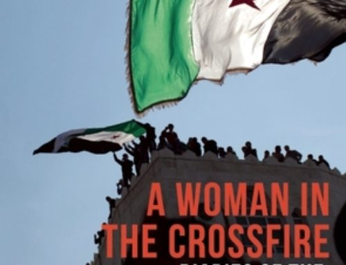 Samar Yazbek's A Woman in the Crossfire: Diaries of the Syrian Revolution (2012) #ReadtheChange