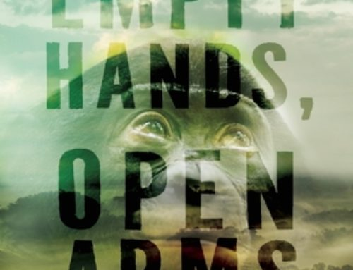 Deni Béchard's Empty Hands, Open Arms (2013) #ReadtheChange