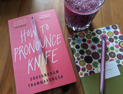 Precision: Souvankham Thammavongsa's How to Pronounce Knife (2020)