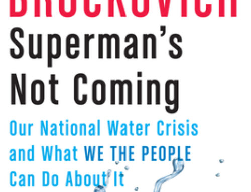 Erin Brockovich's Superman's Not Coming (2020) #ReadtheChange